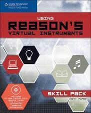 Using Reason's Virtual Instruments: Skill Pack