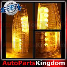 Amber Lens AMBER LED Side Mirror Marker Light 2003-2007 Ford F250 F350 F450 F550