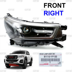 For Toyota Hilux Revo M70 M80 Facelift 2020 21 Rh Projector Head Lamp Light