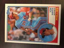 1983 Topps Traded Von Hayes Philadelphia Phillies 40T