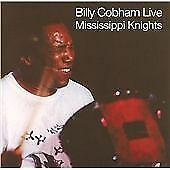 Billy Cobham - Mississippi Nights Live CD -- SEALED
