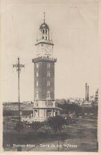 BUENOS AIRES ( Argentina) : Torre de los Ingleses RP-CALINDRI & AGUILERA