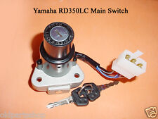 Yamaha RD500LC RD350YPVS RZ350 RD350LC Main Switch NEW IGNITION Steering Lock