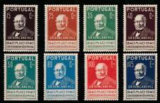 PORTUGAL 595-602 MINT NH