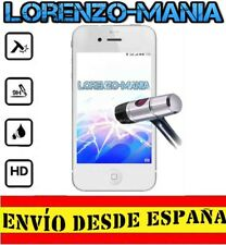 ↑ PROTECTOR DE PANTALLA PARA IPHONE 4 / 4S CRISTAL TEMPLADO VIDRIO ↑