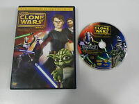 STAR WARS THE CLONE WARS TEMPORADA 1 VOLUMEN 1 - 5 EPISODIOS DVD + EXTRAS
