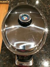 Zepter Italy 6.0 L Casserole Roaster W/Lid 18/10 Stainless Nwob