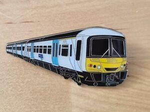 Great Northern Class 365 (Happy Train) Enamel Brooch Pin Badge