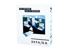 Zetafax FAX software for PC Networks