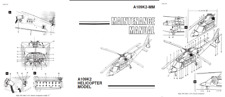Agusta A109 Helicopter maintenance technical manual DVD rare detail archive 1990
