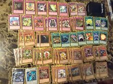 "Yu-Gi-Oh: ""LOT of 60 GADGET Deck"" - Gear Gigant X, Secret Rares, Spells, Traps!"
