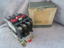 NEW TELEMECANIQUE LC1-D633M CONTACTOR  220V VOLTS 50 HZ LC1-D633
