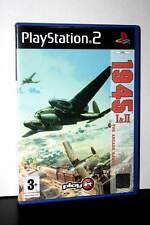 1945 I & II THE ARCADE GAME GIOCO USATO SONY PS2 EDIZIONE ITALIANA VBC 31277