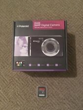 polaroid iS426 16MP Digital Camera - ultra slim optical zoom camera