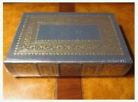Easton Press COUNT OF MONTE CRISTO Dumas SEALED