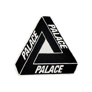 Custom Made Palace Skateboards Tri Ferg Black Indoor Floor Door Mat Rug Carpet