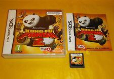 KUNG FU PANDA 2 Nintendo Ds Versione Ufficiale Italiana ○ COMPLETO - A5