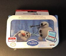 Official Nintendo 3DS XL Carrying Bag [ Disney Frozen Edition ] NEW