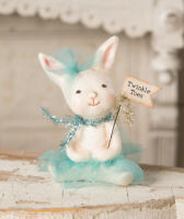 Bethany Lowe Easter TWINKLE TOES BUNNY Authorized Dealer FREE SHIPPING