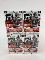 Lot of 4 - 2020 NFL Donruss Football Trading Card Blaster Box **NEW / IN HAND**