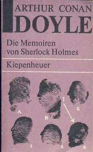 Die Memoiren des Sherlock Holmes (Arthur Conan Doyle)