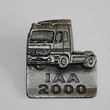 MB Mercedes Benz Truck IAA 2000 Pin