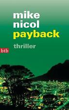 Nicol, Mike - payback: thriller