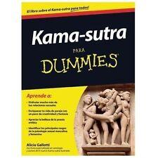 Kama-sutra para dummies (Spanish Edition)