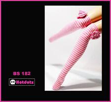Custom Stockings For Blythe/Pullip/Obitsu/Licca/ 1/6 Scale Dolls - BS182,PK