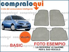 Tappeti Tappetini per auto Nissan Note 2006-2013 CACZA0201