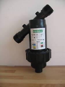 Inline Water Cartridge Filter, (IBC, Water tank)