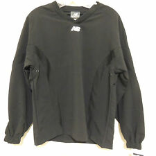 New Balance Black Pullover Athletic Jacket New Youth Large MSRP $47.99