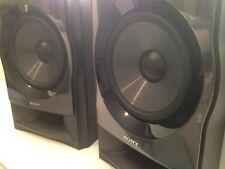 Sony Muteki SS-WP7M Speakers (Pair)