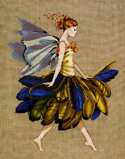 Cross Stitch Chart / Pattern ~ Mirabilia The Feather Fairy #MD83