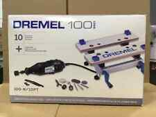 DREMEL 100-N/10PT SINGLE SPEED ROTARY TOOL WITH ACCESSORIES & TABLE