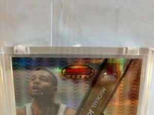 1997-1998 Bowman's Best Michael Jordan Best Mirror Image Atomic Refractor MINT