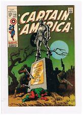 Captain America # 113 F/VF May 1969 Classic Steranko Cover Combine Shipping