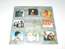 PLATINUM & GOLD COLLECTION LIMITED EDITION CD SAMPLER Promo Only 2004 DigipakNEW