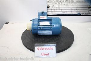 Mannesmann Demag 0,37 Kw 1380 Min UMF71BX-4Z Electric