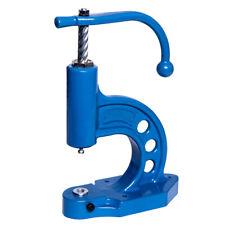 Knopfmaschine, Knopfpresse, Spindelpresse zum Knopfrohlinge, Knöpfe Beziehen