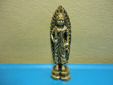 Holy Buddha Wealth Love Luck Charm Thai Amulet