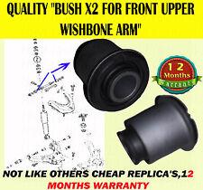 FOR FORD RANGER MAZDA B2500 98> FRONT UPPER WISHBONE SUSPENSION ARM BUSH ONLY X2