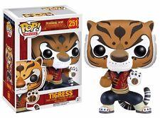 Funko Pop! Movies Kung Fu Panda - Tigress Vinyl Action Figure