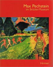Fachbuch Max Pechstein im Brücke-Museum Berlin, BILLIGER statt 39,90€, NEU