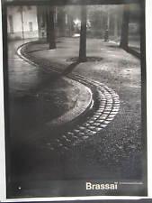 Brassai  le reusseau serpente Paris 1931, Kunstdruck 65 x 90 cm