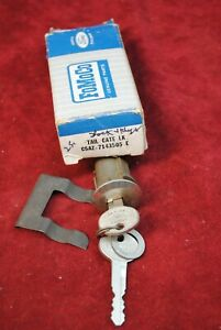 65 66 67 NOS FORD STATION WAGON KEYS AND LOCK ASSY FOR POWER WINDOW TAILGATE PER