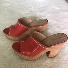 Tahari Platform Sandals Size 6-6.5