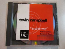 TEVIN CAMPBELL ANOTHER WAY RODNEY JERKINS DARKCHILD REMIX PROMO 5 TRK CD RAP OOP