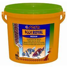 Sera Koi Royal HF medium 3800ml, Hauptfutter für junge Koi bis 12 - 25 cm