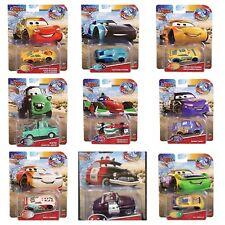 2020 Disney Cars Color Changers Mater Sheriff Francesco McQueen Hollis Dinoco